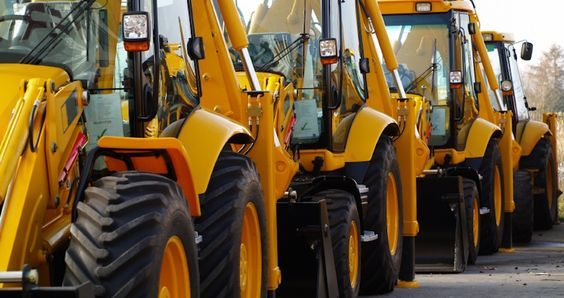 Hamilton Equipment Rental Center in Ontario is the place for your heavy equipment construction needs.  #skyjackniagara #aggregates