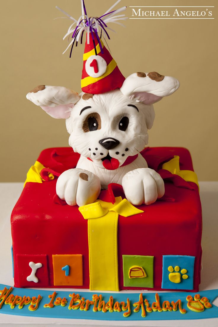 12 best Dog Cakes and images on Pinterest Dog cakes 3d dog and