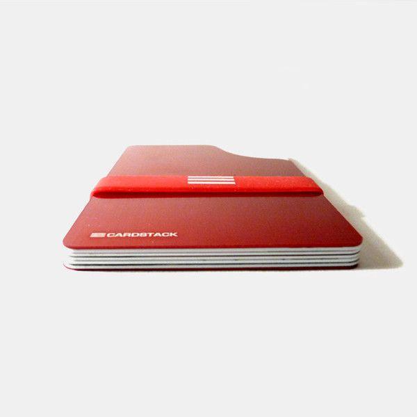 CARDSTACK - Red