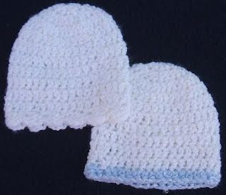 Very small patterns.... small preemie (2#) to newborn size. Good for dolls?