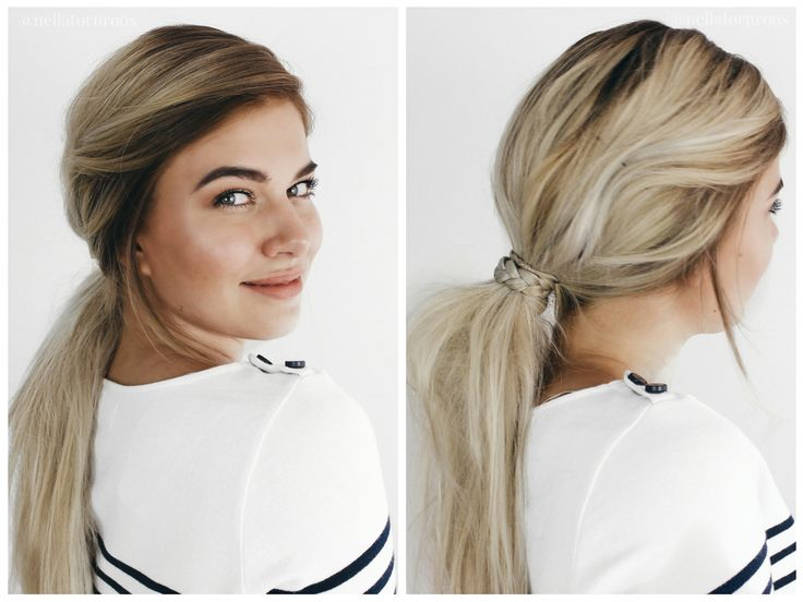 Hairstyles For Short Hair Daily: 1000+ Ideas About Everyday Hairstyles On Pinterest