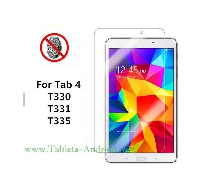 Folie protectie Tableta Samsung Galaxy Tab 4 8.0 - https://www.tableta-android.ro/q-accesorii-tableta-filtru-type-folii-de-protectie/folie-tableta-samsung-galaxy-tab-4-80-t330-t335-tip-clear.html … #Accesorii #tablete #huse #folii #special