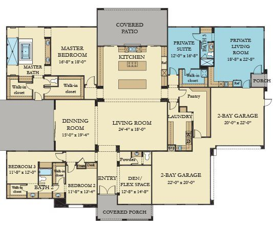 Sterling New Home Plan in Emerald Crest by Lennar