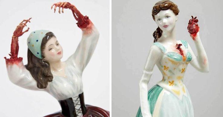 21 Τρομακτικές Πορσελάνινες Κούκλες που θα στοιχειώσουν τα όνειρά σας. Με τις 12 και 18 σας σηκωθεί η Τρίχα! Crazynews.gr