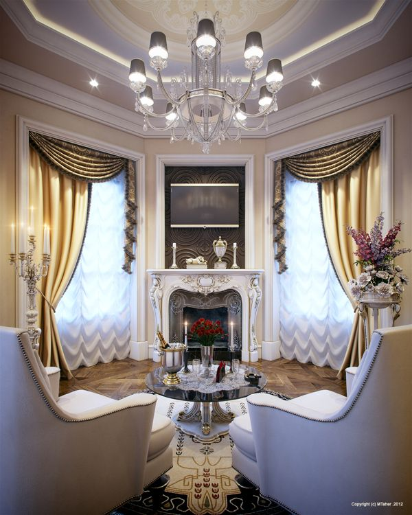Luxury Mansion Master Bedroom Interior Design: 452 Best Curtains Images On Pinterest