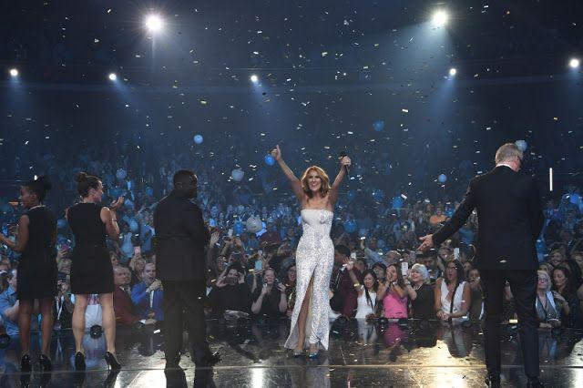 Céline Dion celebra el hito de los 1.000 espectáculos en The Colosseum del Caesars Palace   Céline Dion celebra el hito de los 1.000 espectáculos en The Colosseum del Caesars Palace.  LAS VEGAS Octubre de 2016 /PRNewswire/ -Ayer por la noche Céline Dion compartió un hito trascendental con un público entusiasta y a sala completa al ingresar al escenario de The Colosseum del Caesars Palace por vez número 1.000. La presentación icónica fue abierta con un emotivo video que destacó momentos…