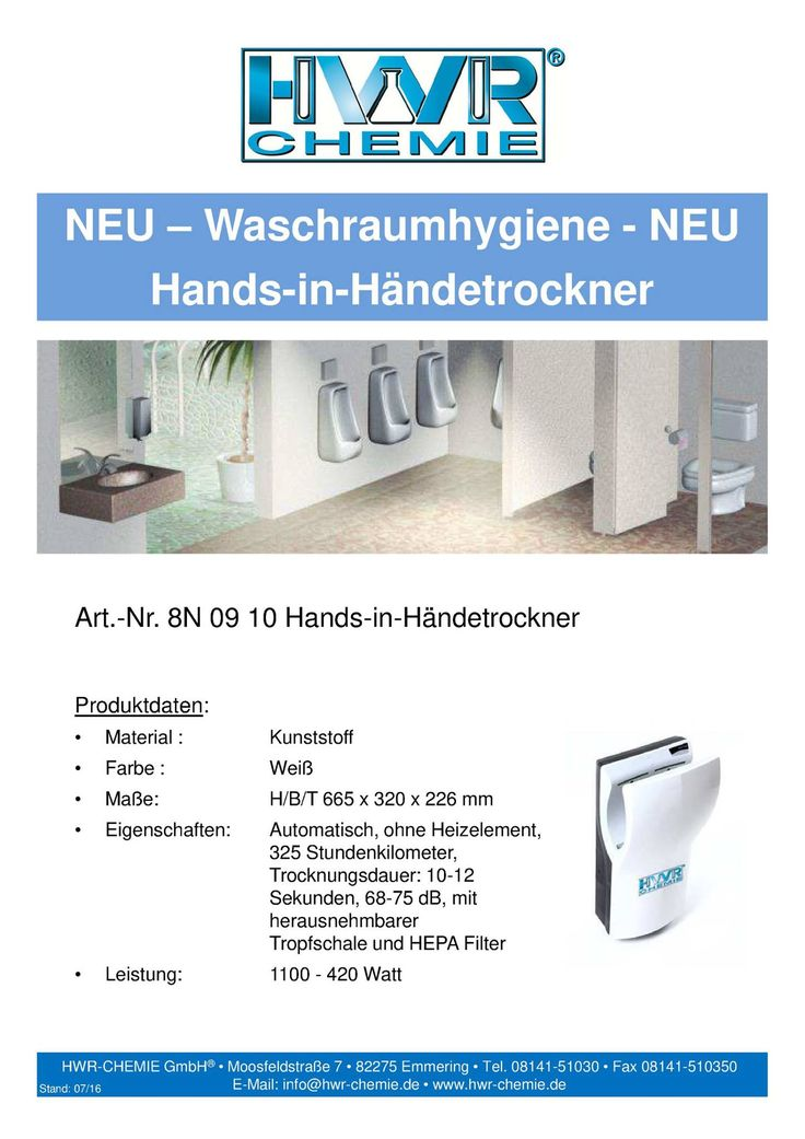 NEU! NEU! NEU! - Hands-in-Händetrockner - NEU! NEU! NEU!  #hygiene #wachraum #hände #händetrockner #neu #hand #pflege #sanitär #seniorenheim #hospital #altenheim #krankenhaus #new #arzt #angebot #clean #sauber #arztpraxis #zahnarzt #germany #deutschland #köln #münchen #bonn #hamburg #berlin #stuttgart #düsseldorf #magdeburg #potsdam