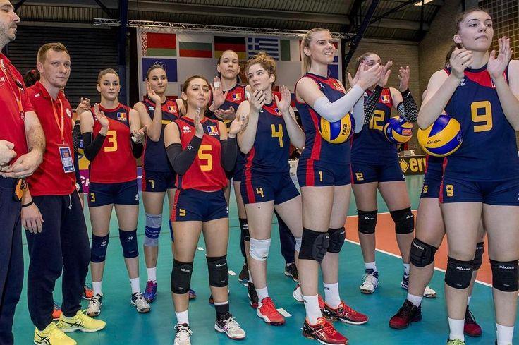 Romania-Serbia 3-2 #EuroVolleyU18W #HaiRomania #team_romania_volleyball #frvolei #volleyball #volei #GoGirls @ossrb #romaniangirls #proudofyou