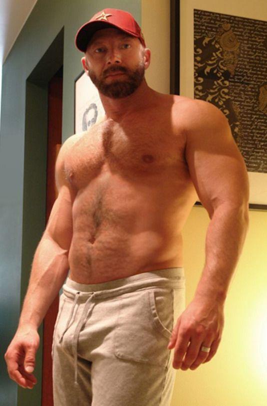 Muscles Bareback Fur Amp Thick Bulge Sex Appeal