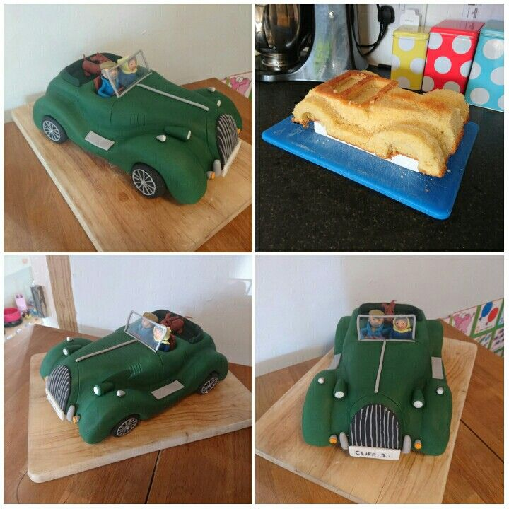 Best Car Cake Auto Torte Images On Pinterest Car Cakes