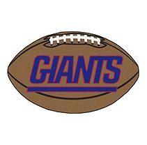 NFL - New York Giants Football Mat