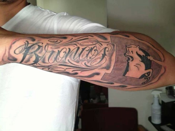 17 best images about broncos tats on pinterest chicago for Tattoo artist denver