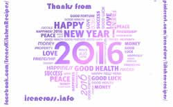 Happy New Year Message