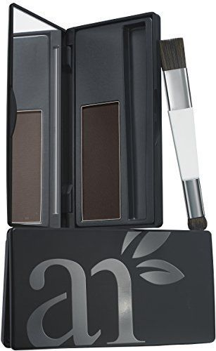 Art Naturals® Root Cover Up | Dark Brown | Color Gray Hair | Powder Root Touch Up | Quick Fix Concealer Takes Grey Away | Covers Instantly | No Spray or Dye Needed | Safe For Everyday Use - http://essential-organic.com/art-naturals-root-cover-up-dark-brown-color-gray-hair-powder-root-touch-up-quick-fix-concealer-takes-grey-away-covers-instantly-no-spray-or-dye-needed-safe-for-everyday-use/