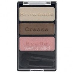 Wet n Wild Color Icon Eyeshadow Trio, No. 381 Sweet As Candy