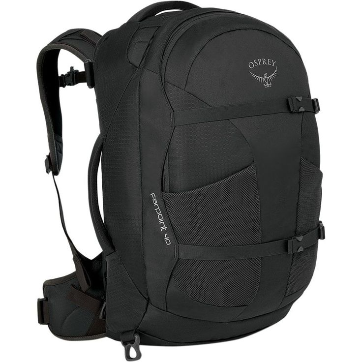Osprey Packs - Farpoint 40L Backpack - Volcanic Grey