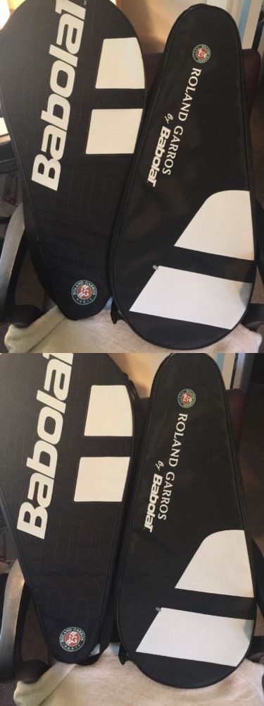 Racquet Covers 148908: Babolat Tennis Racket Cases Matching Set Of 2 Padded *New -> BUY IT NOW ONLY: $35 on eBay!