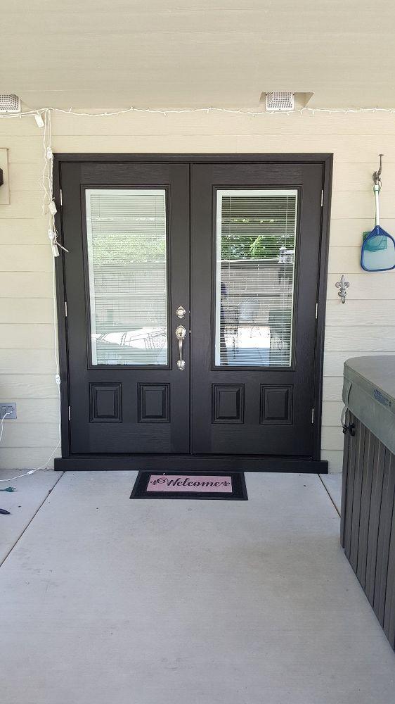 Best 25+ Sliding Glass Door Replacement Ideas On Pinterest   Sliding French  Doors, Sliding Glass Doors And Door Glass Replacement