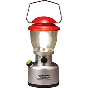 Using a propane lantern when we camp...the sound means camping at night to me.  : )