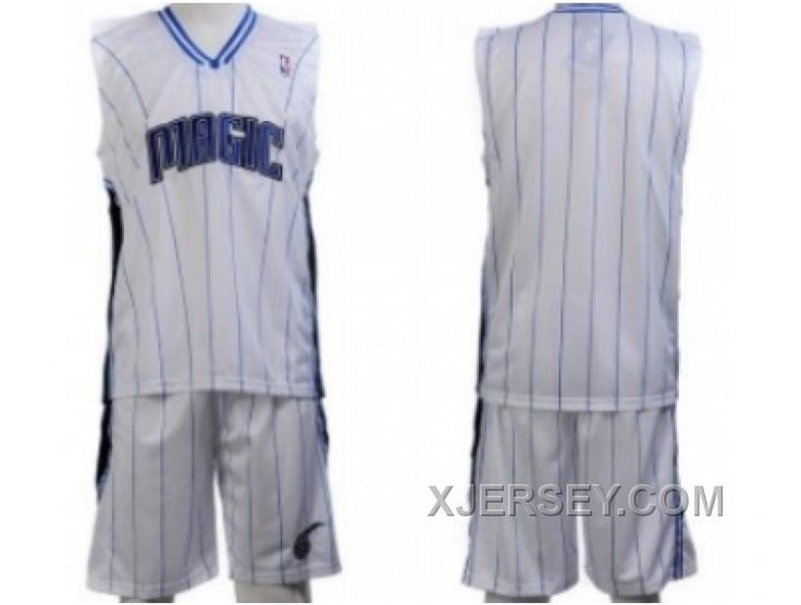 http://www.xjersey.com/orlando-magic-blank-white-suit-new.html ORLANDO MAGIC BLANK WHITE SUIT NEW Only 40.68€ , Free Shipping!