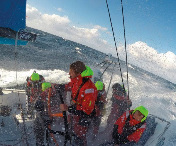 Volvo Ocean Race featuring 8 sailors for AkzoNobel #thatdope #sneakers #luxury #dope #fashion #trending
