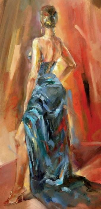Anna Razumovskaya - Anticipation