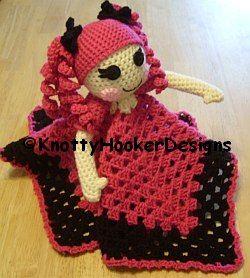 Knotty Hooker Designs: Lalaloopsy Lovey