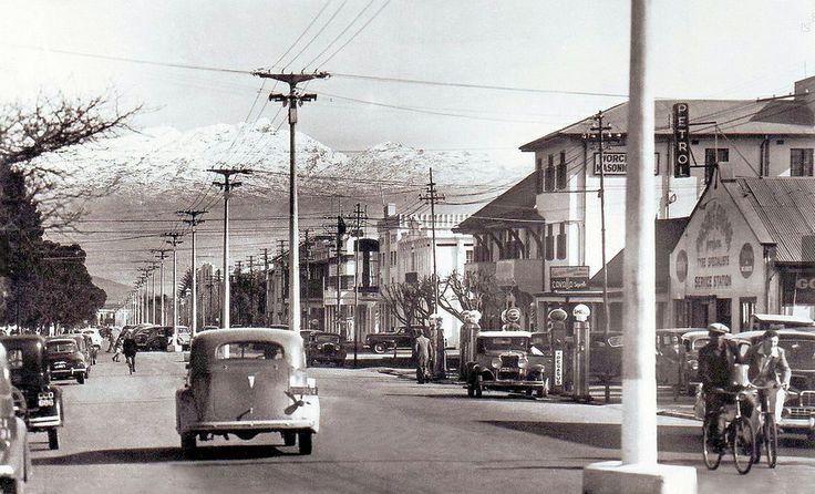 Worcester High Street - 1948