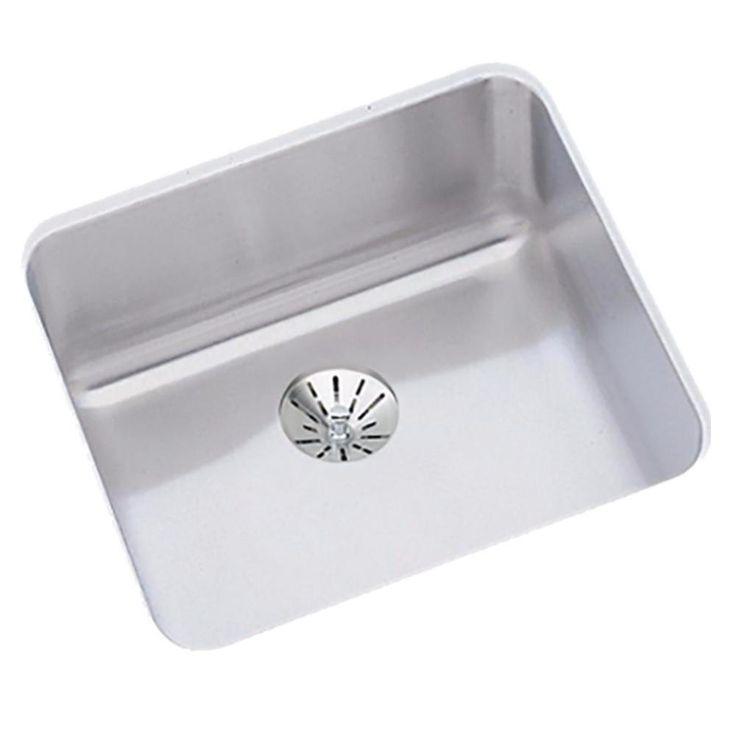 Stainless Steel Bar Sink 14 12 Lustertone