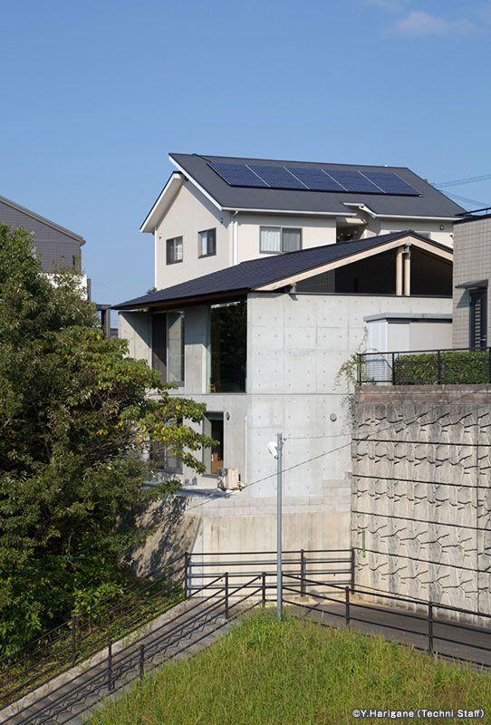 鉄筋コンクリートの家(weave house) | FORZA 家づくりの相談窓口