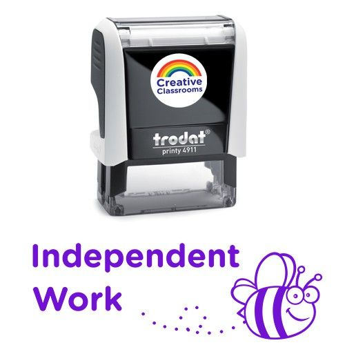 Independent Work | Stamps