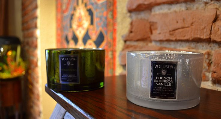 Voluspa scented candles #Voluspa #Candles #Luxury #home www.laurosnamai.lt