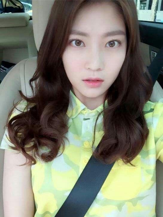 The beautiful Gong Seung Yeon ❤