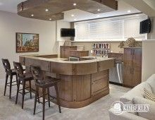 "Basement Bar. In contention for the perfect ""Man Cave""! 2014 Cash & Cars for Cancer Lottery Home 
