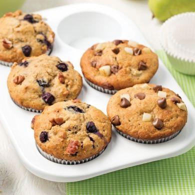Muffins déjeuner - Recettes - Cuisine et nutrition - Pratico Pratique