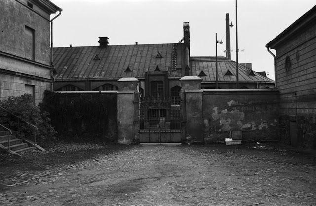 Hietalahti market hall, 1970.
