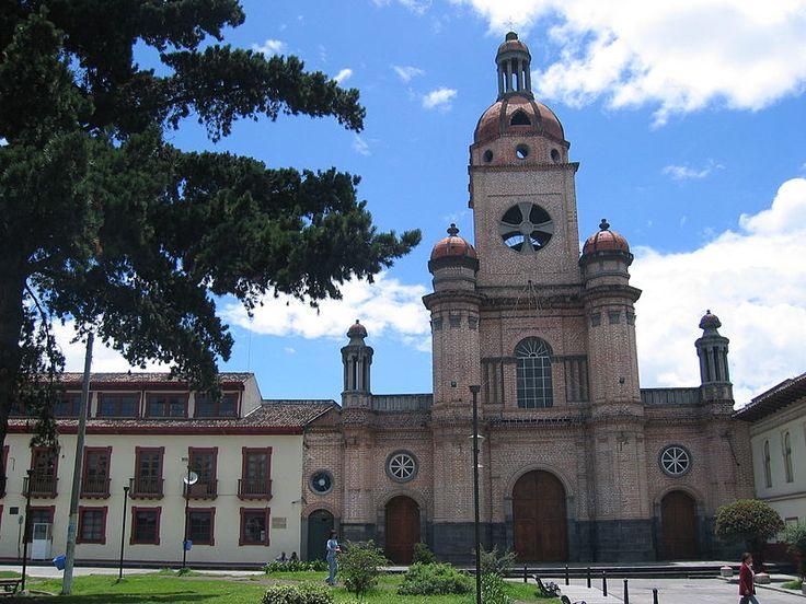 Templo de San Andres. San Juan de Pasto