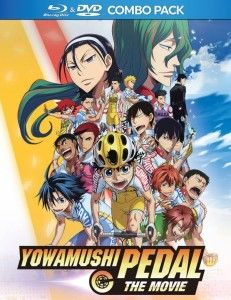 Discotek Acquires 'Yowamushi Pedal: The Movie' Anime Feature