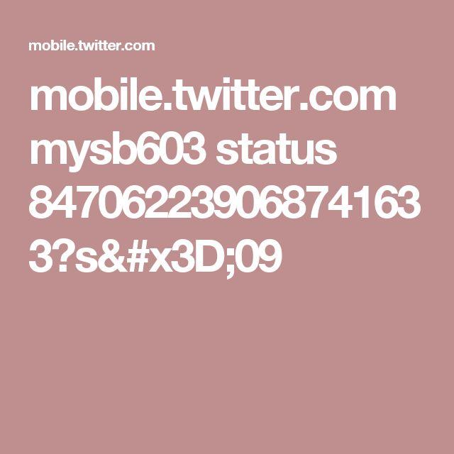 mobile.twitter.com mysb603 status 847062239068741633?s=09