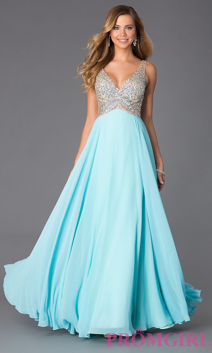 17 best Vestidos images on Pinterest   Evening gowns, Formal prom ...