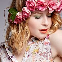 Joy anna Thielemans kiest voor bloemen - Mode - Flair