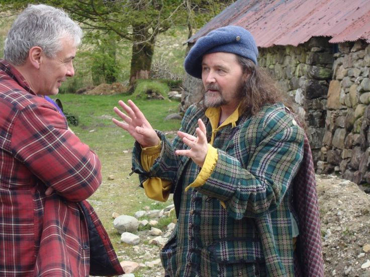 Tales from the past brought to life by traditional Scottish storyteller Paraig MacNeil.