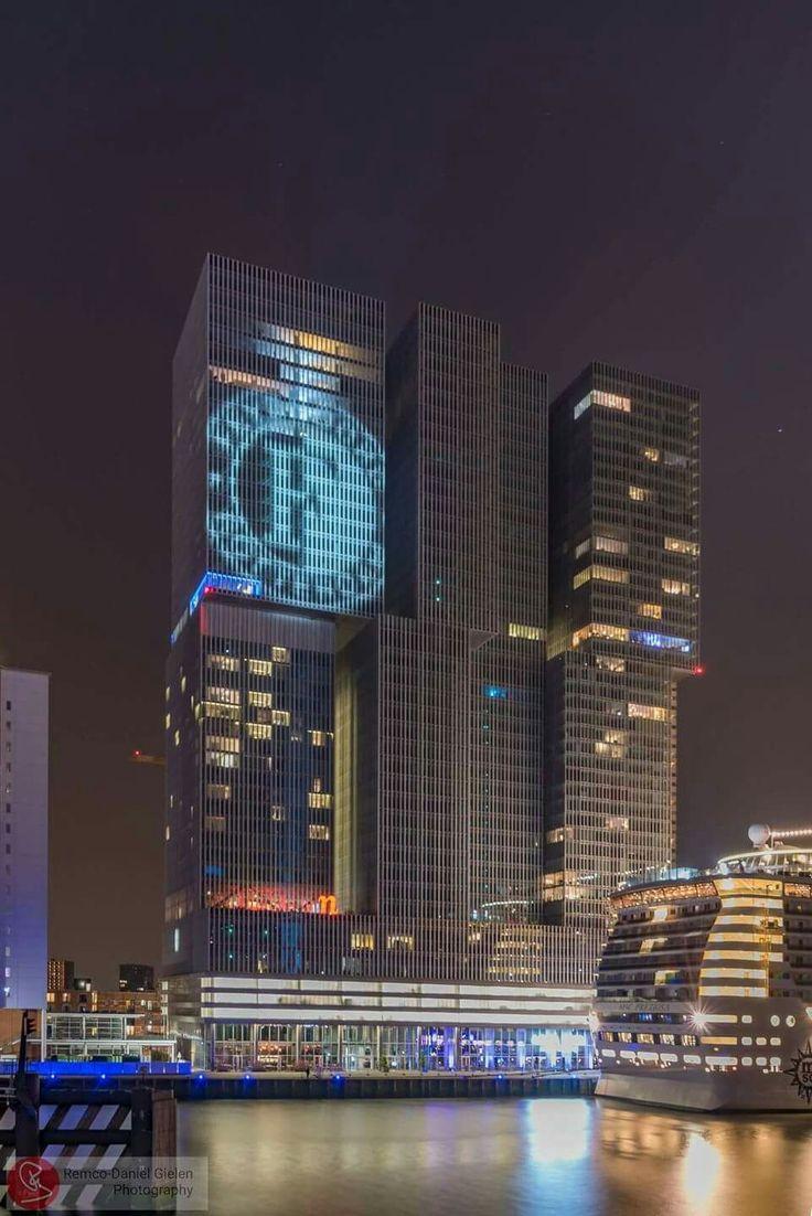Rotterdam, Zuid-Holland.