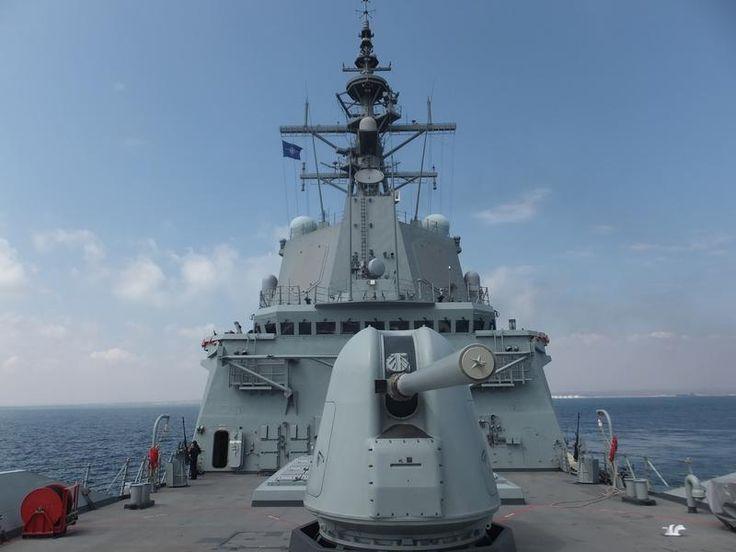 020mag.com Revista de Airsoft: El mejor barco de guerra del mundo: una fragata española