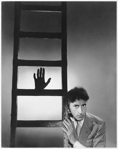 Portrait of Jean Cocteau, 1936. Photographed by George Platt Lynes.