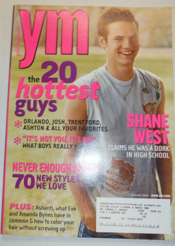 Amanda Bynes. Shane West. Date:August 2003. | eBay!