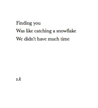....this reminds me of you.  I love you, still. Always will.  I miss you.