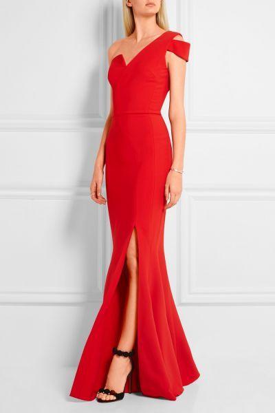 22 robes de soirée longues rouges 2017 : Choisissez votre préférée ! Image: 1