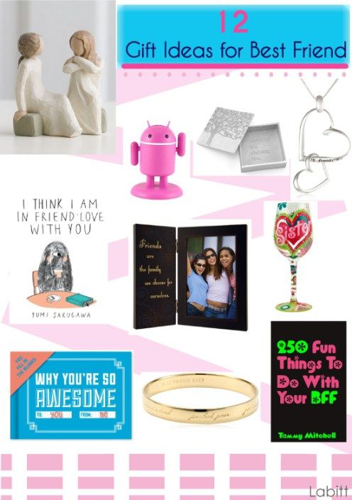 Gift Ideas for Best Friend