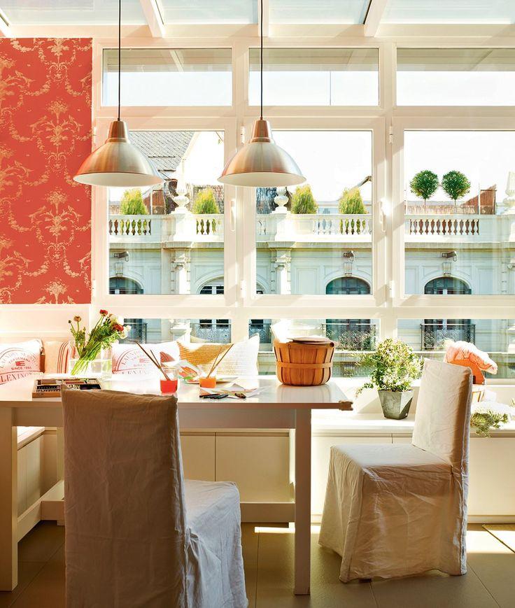 Cierra la terraza y amplía tu casa · ElMueble.com · Escuela deco